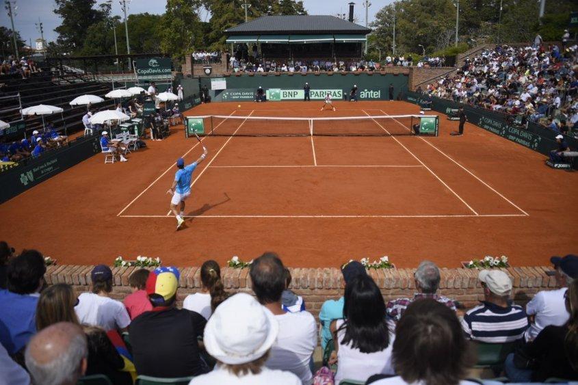 Uruguay prepara la Copa Davis y espera que Dominic Thiem no juegue en Austria