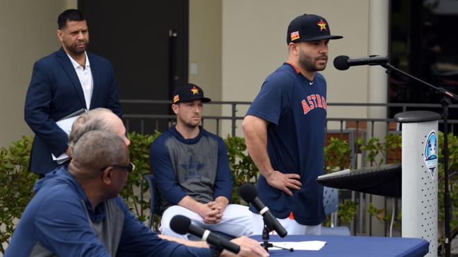 Yankees cuestionan las disculpas de los Astros por el robo de señales