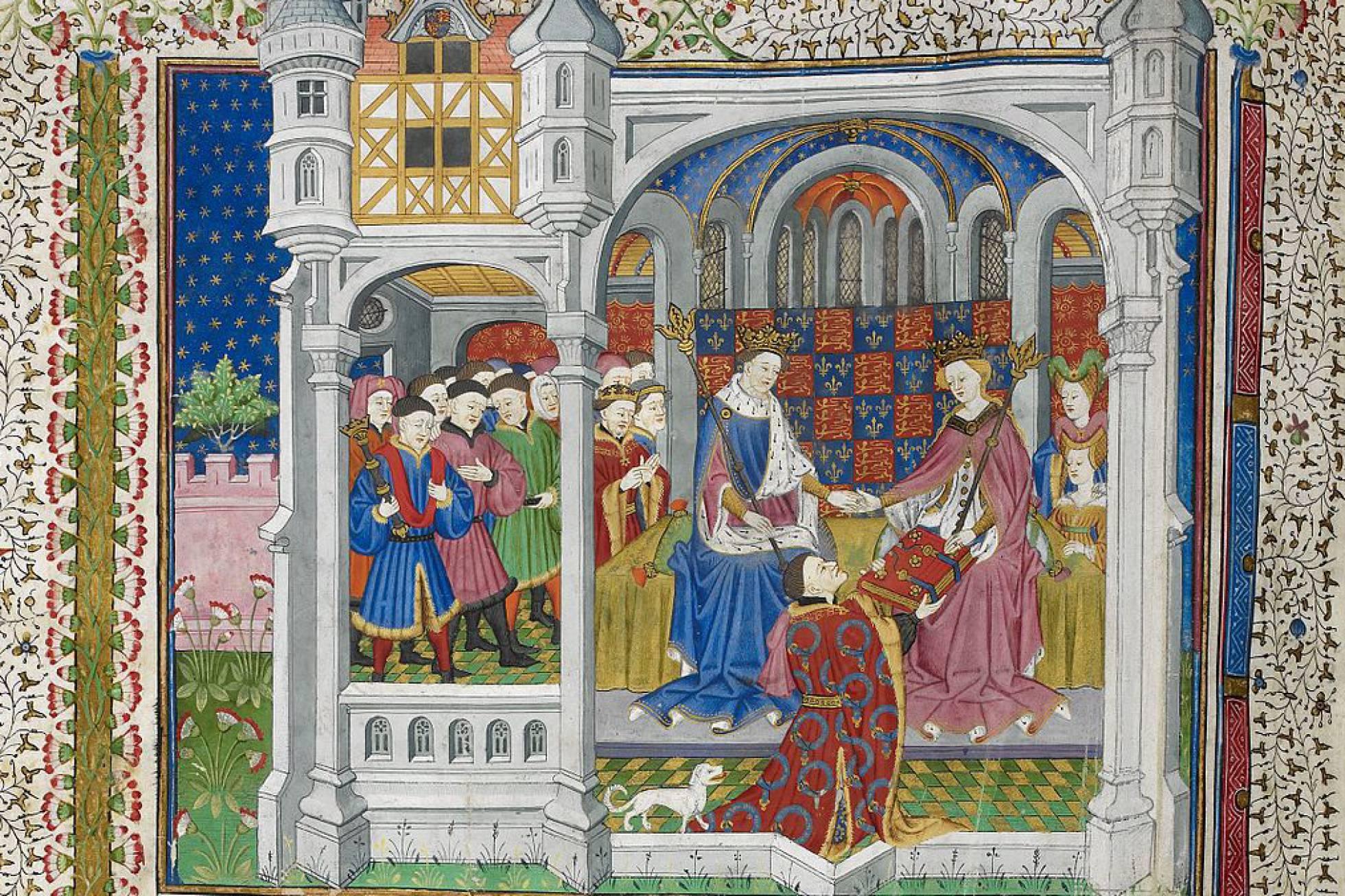 'Lobas', mujeres medievales que lucharon contra los hombres por sus coronas