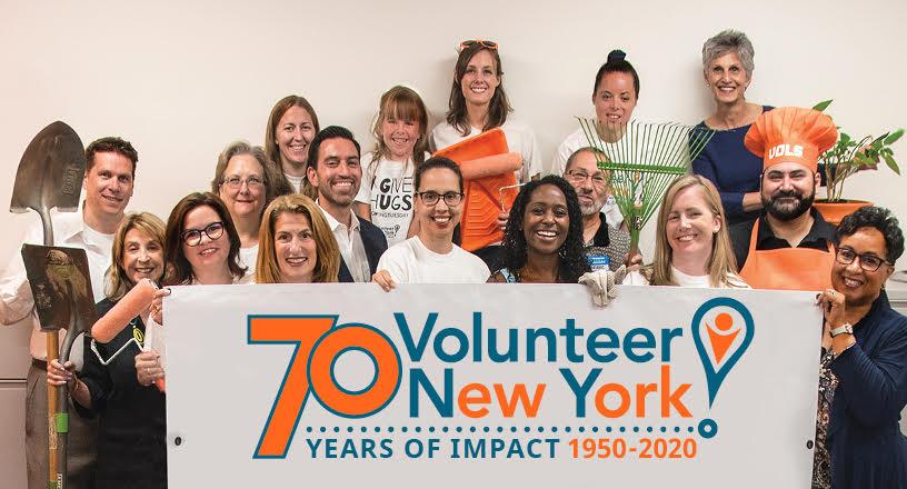 COVID-19: Volunteer New York necesita voluntarios