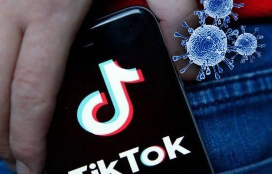 TikTok se convierte en la red social de la cuarentena