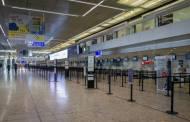 IATA: transporte aéreo perderá 39,000 millones de dólares de abril a junio