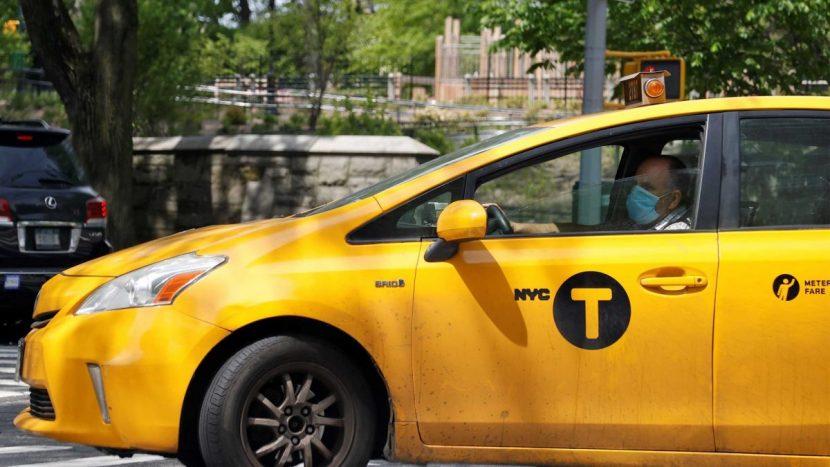 La pandemia de coronavirus ha arrasado el sector del taxi en NY