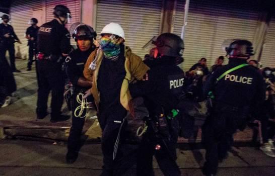 Ciudad de NY impone toque de queda por violencia por muerte George Floyd