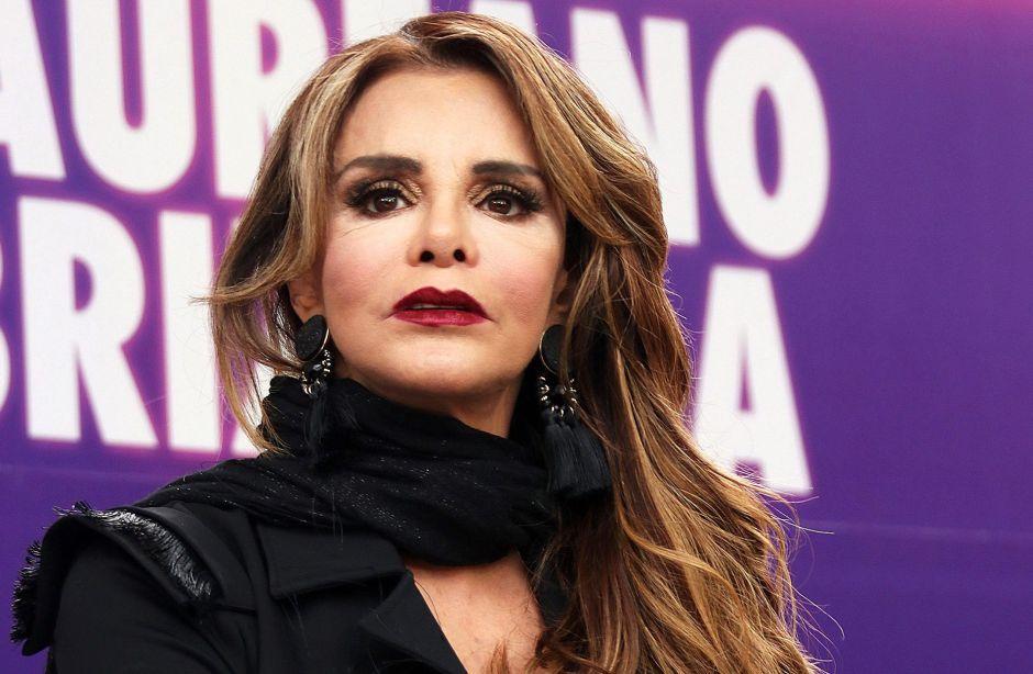 Lucía Méndez procederá legalmente contra quienes crearon el rumor de que su hijo era de Luis Miguel.