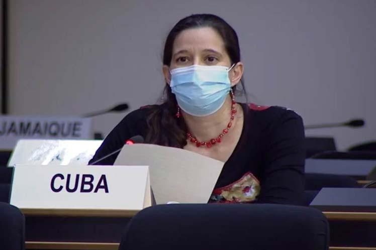 Bloqueo de EE.UU. viola derechos humanos, denuncia Cuba en Ginebra