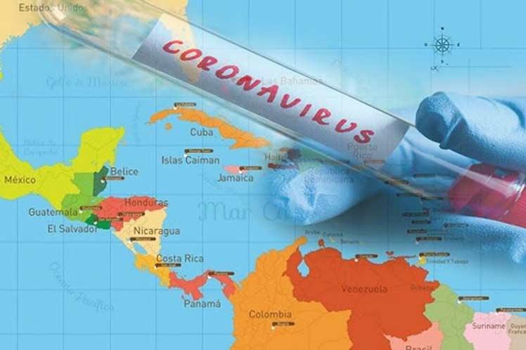 Implacable la Covid-19 en América Latina y el Caribe