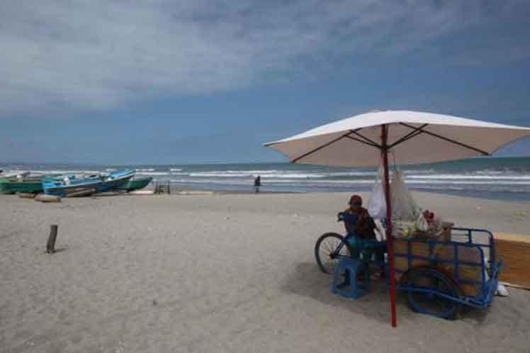 Turismo internacional cayó un 65 por ciento en primer semestre 2020