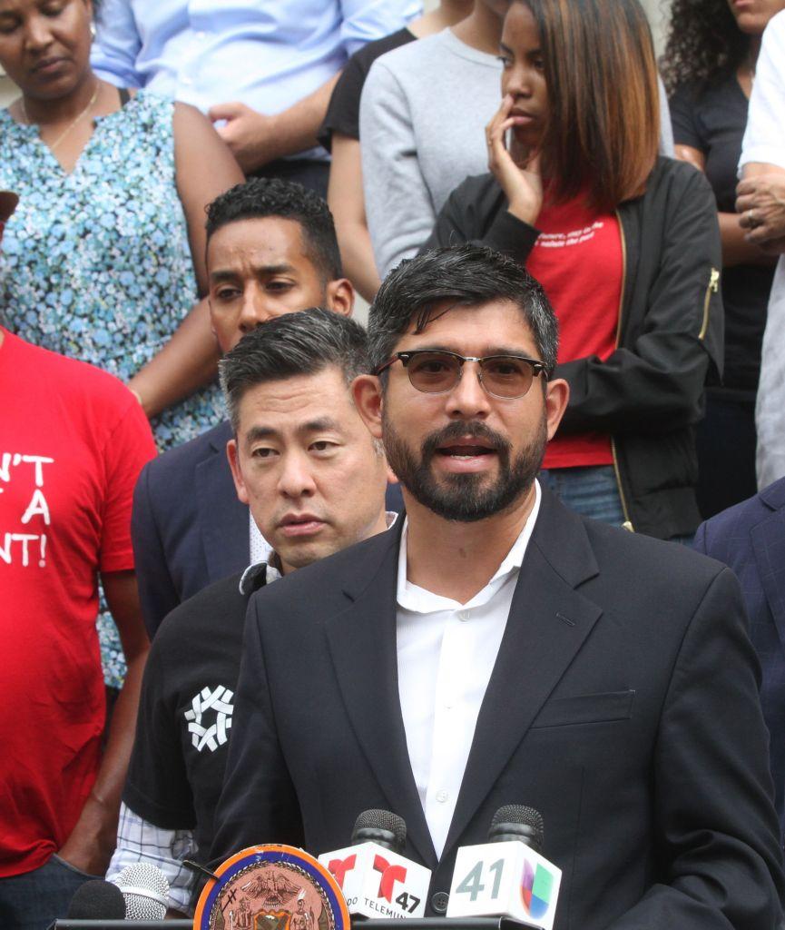 Carlos Menchaca se lanza para Alcalde de NYC