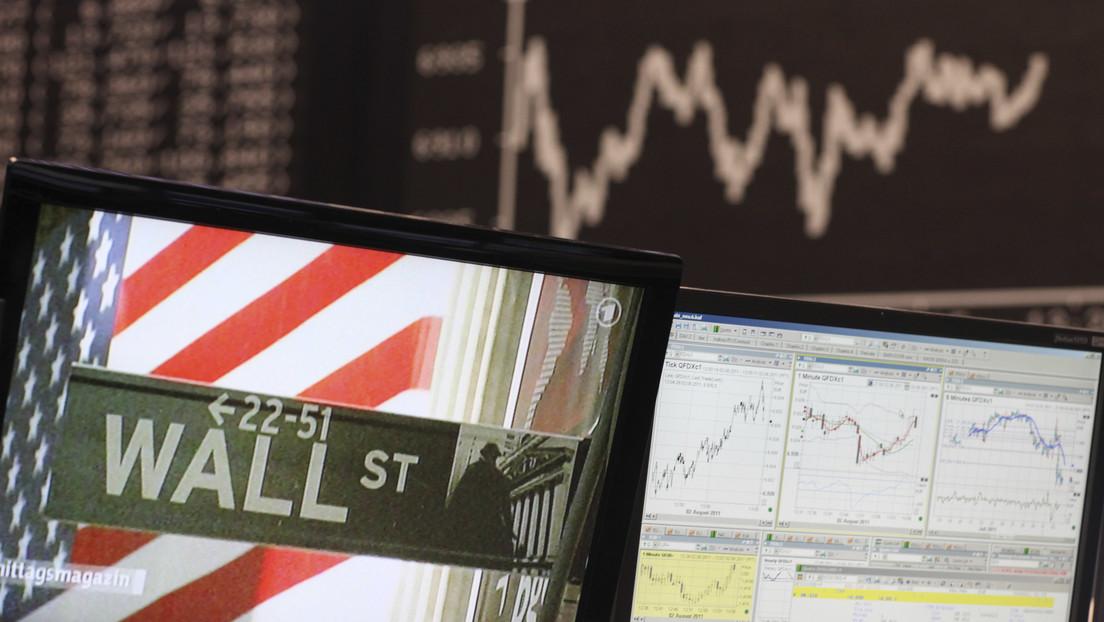 Fuerte caída de Wall Street por el impacto del coronavirus, con el peor dato del Dow Jones y del S&P 500 desde junio