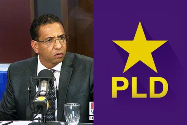 Más renuncias en el PLD: periodista Pedro Jiménez abandona el partido; dice en esa organización quien no sea cercano de Danilo y su cúpula no tiene voz ni voto