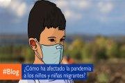 Pandemia agrava doble precariedad de niños migrantes en Latinoamérica