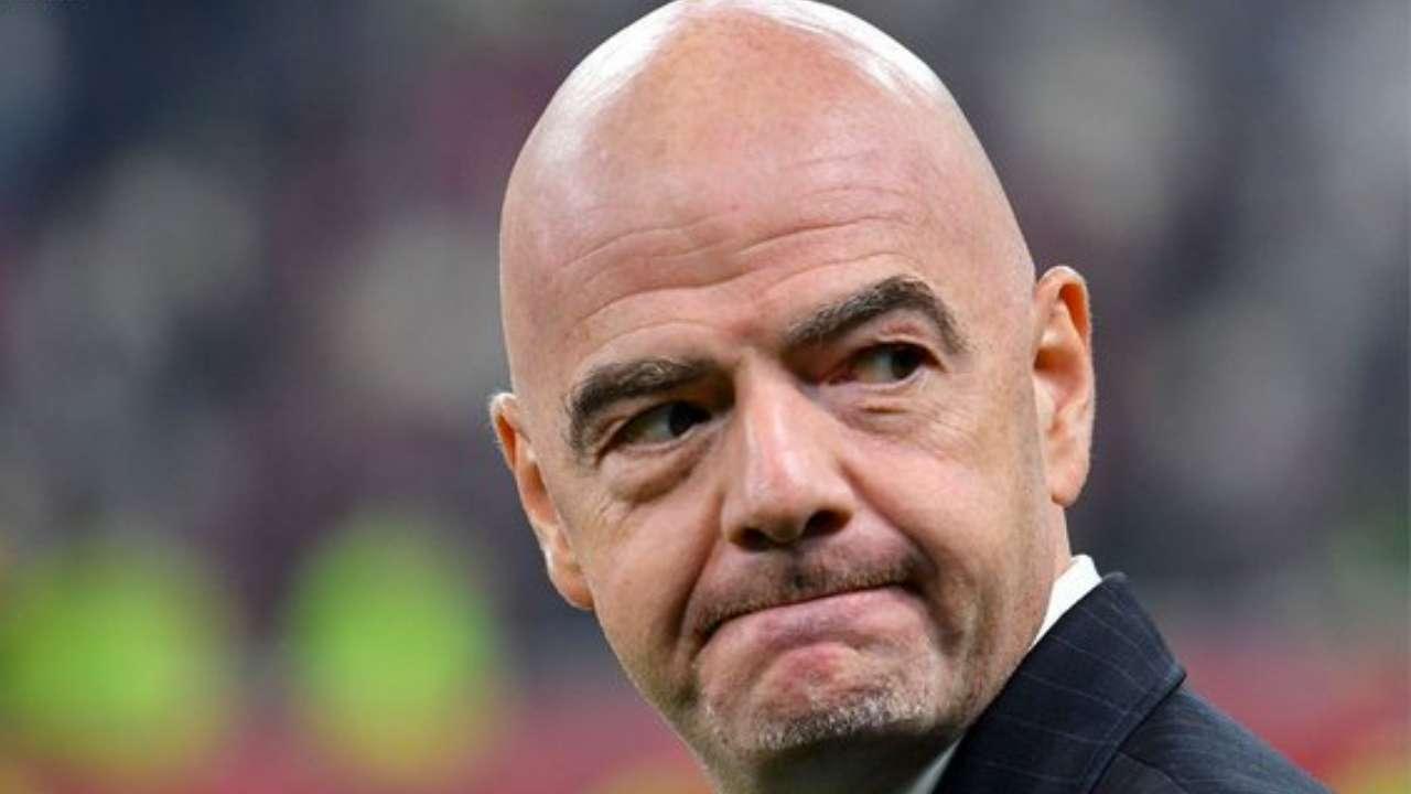 Presidente de FIFA da positivo al Covid-19
