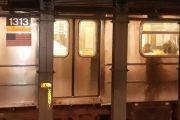 Suicida sobrevivió tras lanzarse al Metro de Nueva York