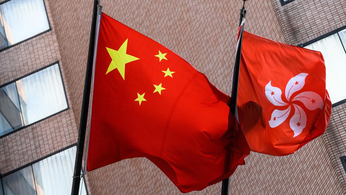 """China sanciona a 4 norteamericanos por injerir en sus asuntos internos en Hong Kong y avisa a EE.UU. que no """"siga por el camino equivocado"""""""
