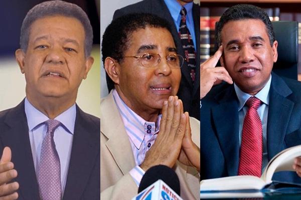 Alianza País pide investigar a Leonel, Diandino y a Félix Bautista por corrupción; dice deben responder por el déficit de 200 mil millones dejados en el año 2012