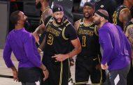 Anthony Davis acuerda con los Lakers por 5 años y US$190 millones
