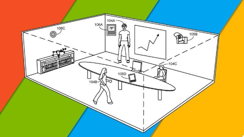 Microsoft: la tecnología con la que podrían vigilar tus gestos en las reuniones de trabajo
