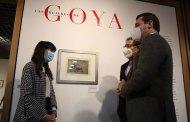 Inauguran en España muestra sobre mujeres en obra de Goya