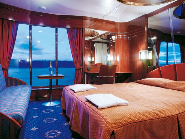 Birka Cruise Hytter