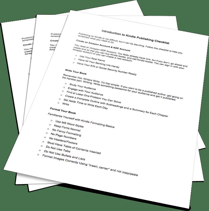 Kindle Publishing Super Pack