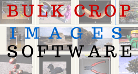 Bulk Crop Images