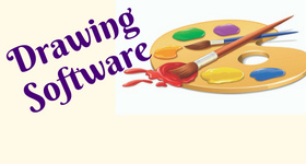 Drawing software