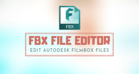 fbx editor
