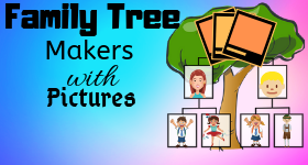 Family Tree Maker with pictures