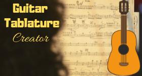 Guitar Tab Creator Software