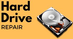 hard drive repair software