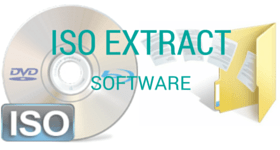 Iso Extract Software