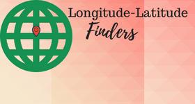 longitude latitude finder