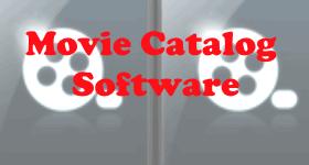 Movie Catalog Software