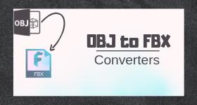 OBJ to FBX Converter Software