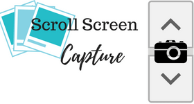 scroll screen capture