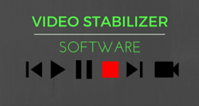 video stabilizer
