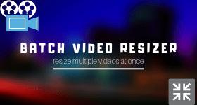 batch video resizer
