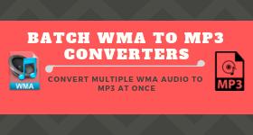 batch convert wma to mp3
