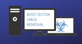 boot sector virus removal software
