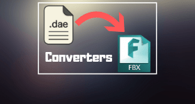dae to fbx