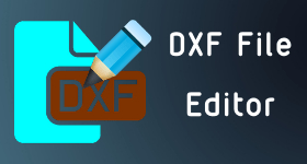 dxf editor