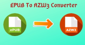 epub to azw3 converter
