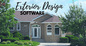 exterior design software