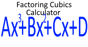 free-factoring-cubics-calculator