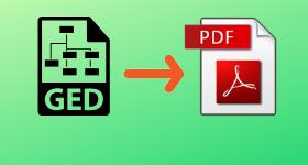 gedcom to pdf