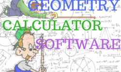 geometry calculator software