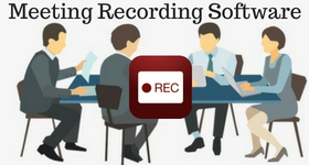 meeting recording software