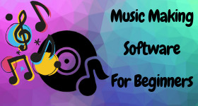music making software for beginners