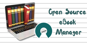 open source ebook manager